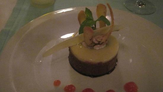 Le Domaine de La Reserve: dessert