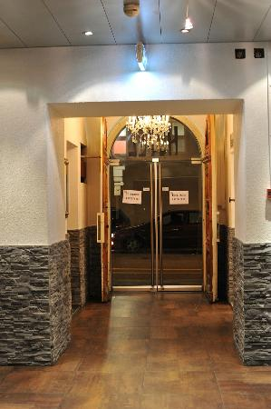 Jailhotel Loewengraben: Main Entrance