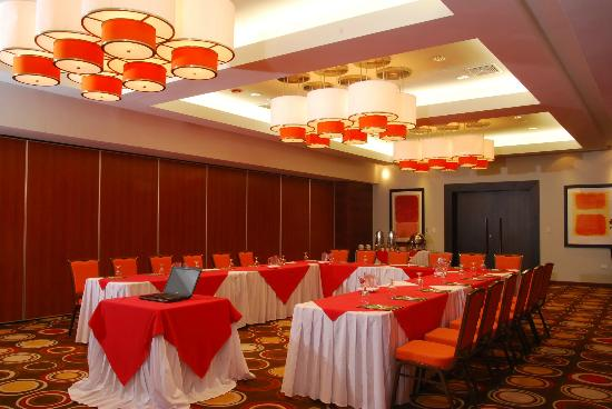 Radisson Summit Hotel And Golf: Meeting Room