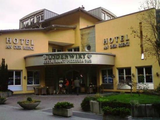 Hotel Lodenwirt: l'ingresso