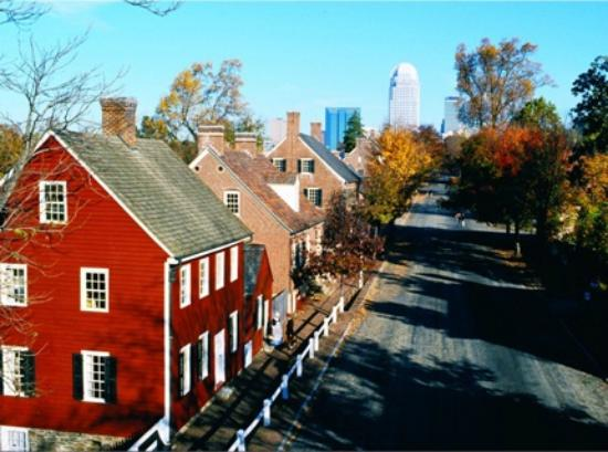 Winston Salem, NC: Photo Provided by Old Salem Museums & Gardens