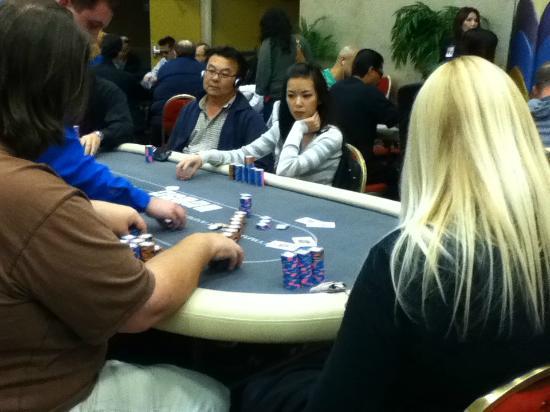 Los angeles casino poker tournaments