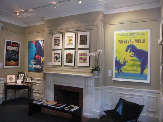 International Poster Gallery : Mid-Century Modern Exhibition