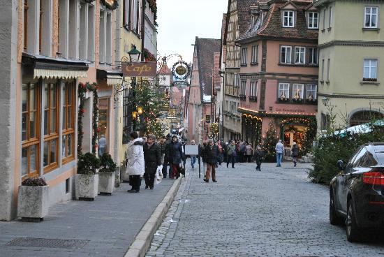 Hotel Goldenes Lamm: Rothenburg