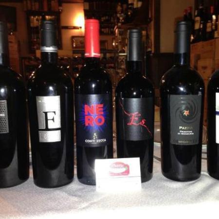 Osteria Raro : wines