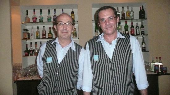 The Residence: Portofino Bar Staff