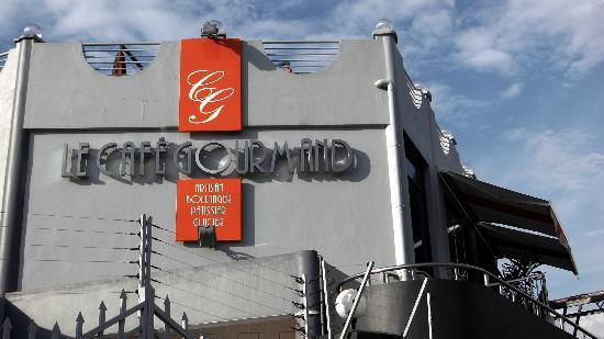 Café Gourmand : Devanture