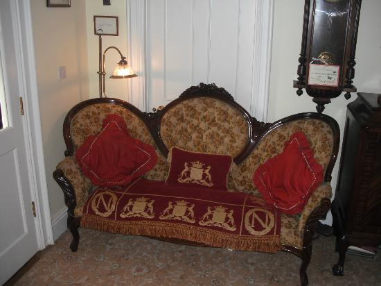 Killyliss Country House: Period furniture