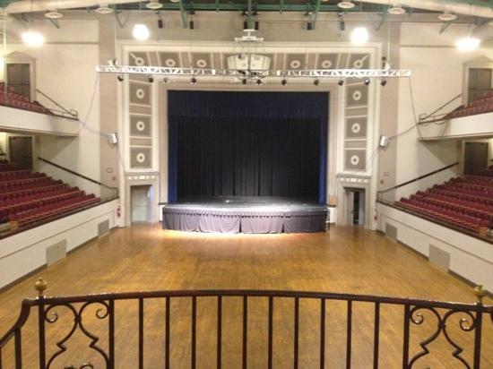 Plymouth Memorial Hall: Main Hall