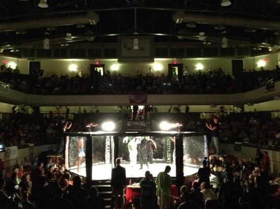 Plymouth Memorial Hall: Cage Titans MMA