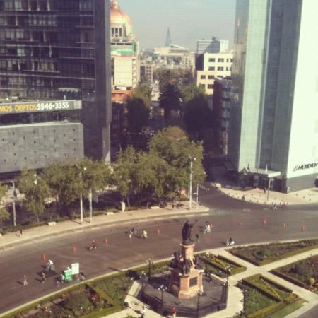 Fiesta Americana Reforma: Vista Glorieta