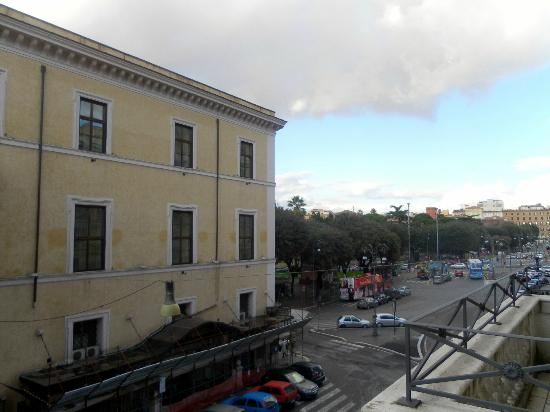 Hotel Nord Nuova Roma: Panorama dalla camera
