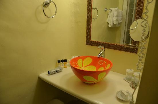 ويندجامير لاندينج فيلا بيتش ريزورت: Bathroom 
