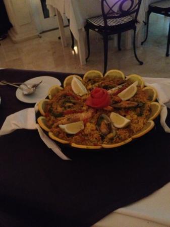 Bahiazul Restaurant: Bahiazul Paella