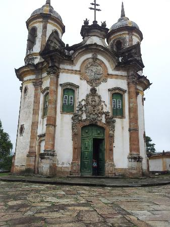 ‪Church of São Francisco de Assis‬