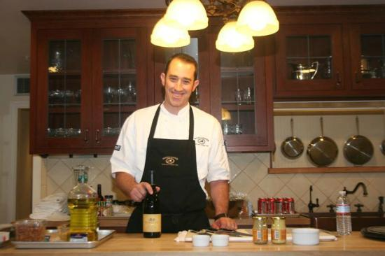 Cedar Gables Inn: Chef Will Wright