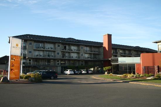 Sudima Hotel Lake Rotorua: Sudima Hotel main entrance