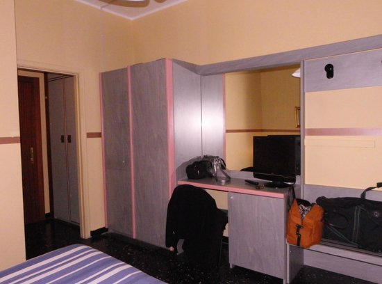 Hotel Stella del Mare: La 2ème chambre !