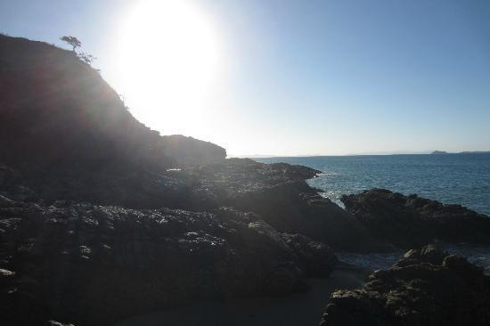 Svendsens Beach: Headland 