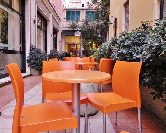 Hotel Stella del Mare: Entée de l'hotel!