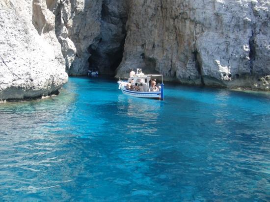 Marsala, Italia: Le grotte di Marettimo