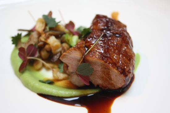 Le Restaurant : lamb