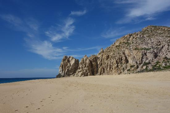 Villa del Palmar Beach Resort & Spa Los Cabos: lovers beach