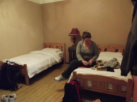 Shuyuan Youth Hostel: twin private room
