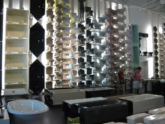 showroom - Picture of Kohler Design Center, Kohler - TripAdvisor