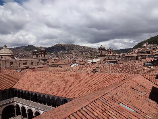 فندق مايتاق واسين: View from the roof