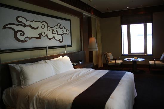 St. Regis Lhasa Resort: Our room
