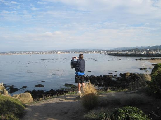 بروتولا هوتل آند سبا آت مونتيري باي: Walk from the Monterey Bay Aquarium 