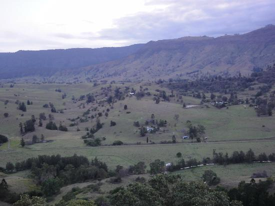 Cedar Glen Farmstay: Twilight Tour - View from top