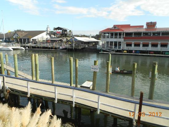 Shem Creek Inn: Shem Creek