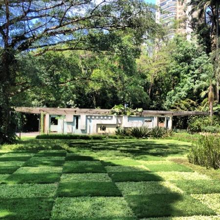 Burle Marx Park: jardim
