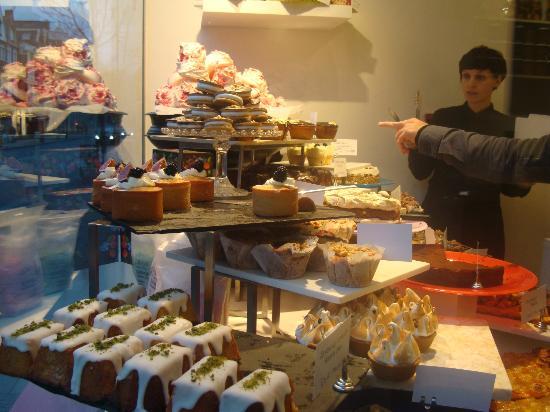 Ottolenghi - Islington: cake