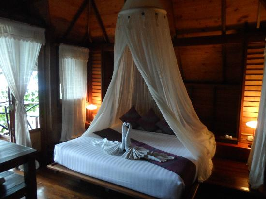 Thipwimarn Resort : Camera da letto