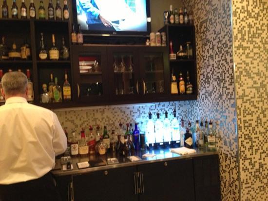 Hilton Garden Inn Indianapolis Northwest : lounge