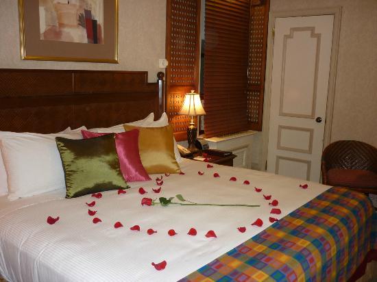 فندق كازابلانكا تايمز سكوير: Romantc package with Prosecco 