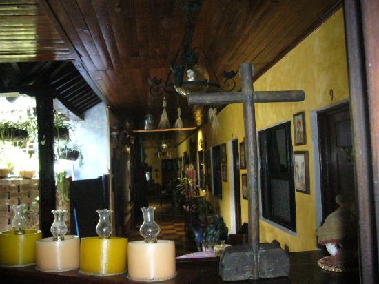 Posada Belen Museo Inn: Corredor