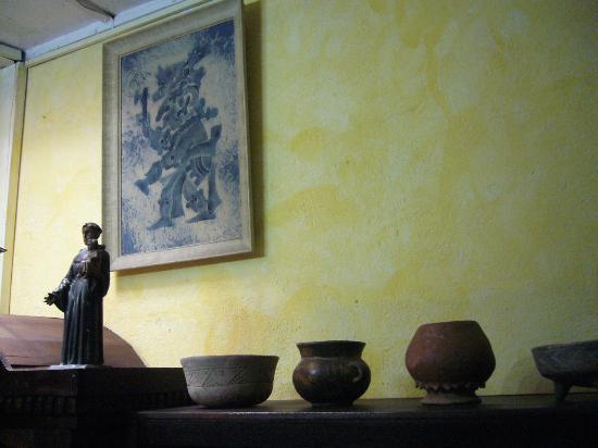 Posada Belen Museo Inn: Arte
