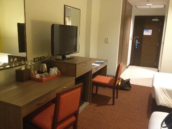 Centra by Centara Government Complex Hotel & Convention Centre Chaeng Watthana: Superior Room