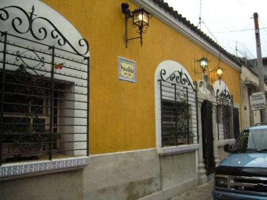 Posada Belen Museo Inn: Fachada