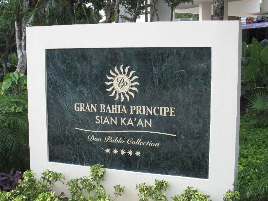 Luxury Bahia Principe Sian Ka'an Don Pablo Collection: L'hôtel Bahia Principe Sian Ka'an
