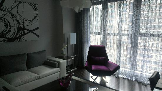 Ivy Boutique Hotel: living room