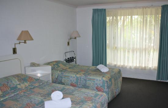 BEST WESTERN Ballina Island Motor Inn: Disabled Room