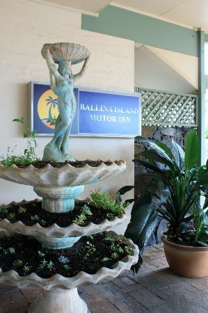 BEST WESTERN Ballina Island Motor Inn: Reception Entrance