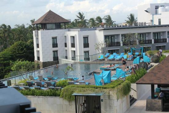 Pullman Bali Legian Nirwana: Roff Top Swimming Pool