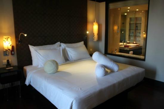 โรงแรมพูลแมน บาหลี ลีเกี้ยน เนอร์วานา: Room