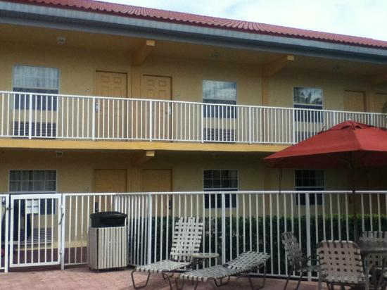 La Quinta Inn Cocoa Beach: Rooms